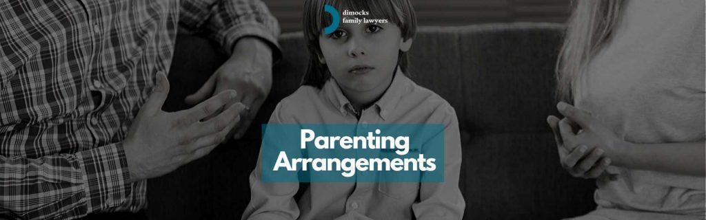 Parenting Arrangement Family Divorce Lawyers Sydney