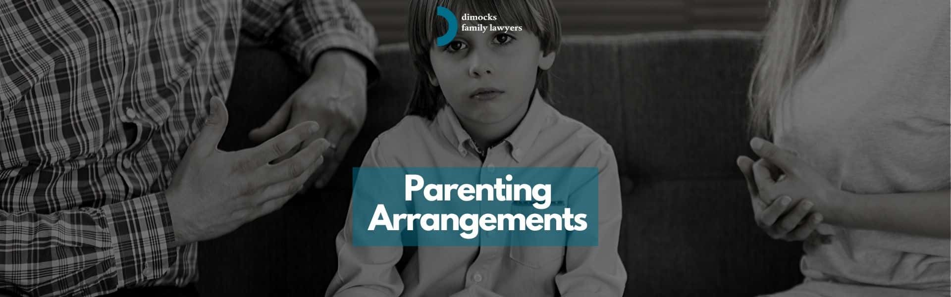 Parenting Arrangement Family Divorce Lawyers Sydney